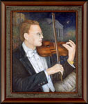 thumbnail version of violin portrait
